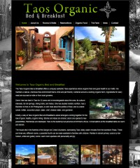 Taos Organic Bed & Breakfast